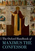 Cover for The Oxford Handbook of Maximus the Confessor