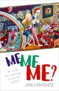 Cover for Me, Me, Me - 9780198779537