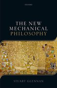 Cover for The New Mechanical Philosophy
