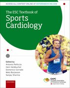 Cover for The ESC Textbook of Sports Cardiology