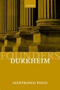 Cover for Durkheim