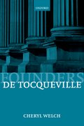 Cover for De Tocqueville
