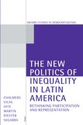 Cover for The New Politics of Inequality in Latin America