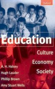 Cover for Education