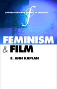 Cover for Feminism and Film