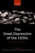 Cover for The Great Depression of the 1930s