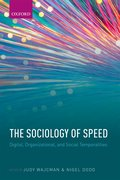 Cover for The Sociology of Speed
