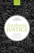 Cover for Distributive Justice