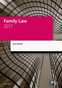 Cover for Family Law 2017