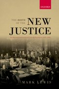 Cover for The Birth of the New Justice