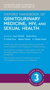 Cover for Oxford Handbook of GUM and HIV