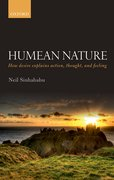 Cover for Humean Nature