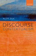 Cover for Discourse Contextualism