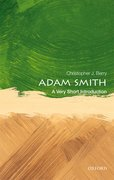 Cover for Adam Smith: A Very Short Introduction