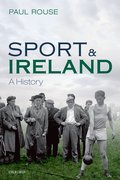 Cover for Sport and Ireland - 9780198784517