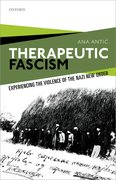 Cover for Therapeutic Fascism