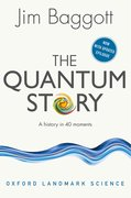 Cover for The Quantum Story