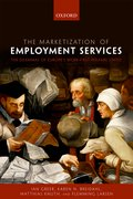 Cover for The Marketization of Employment Services