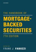 Cover for The Handbook of Mortgage-Backed Securities, 7th Edition - 9780198785774