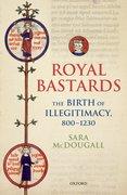Cover for Royal Bastards