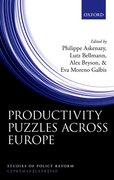 Cover for Productivity Puzzles Across Europe - 9780198786160