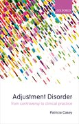 Cover for Adjustment Disorders - 9780198786214