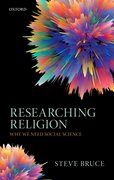 Cover for Researching Religion