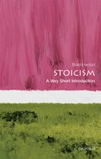 Cover for Stoicism: A Very Short Introduction