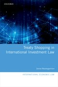 Cover for Treaty Shopping in International Investment Law