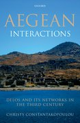 Cover for Aegean Interactions