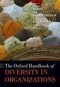 Cover for The Oxford Handbook of Diversity in Organizations