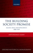 Cover for The Building Society Promise