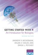 Cover for Getting Started with R - 9780198787846