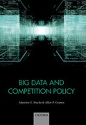 Cover for Big Data and Competition Policy