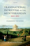 Cover for Transnational Patriotism in the Mediterranean, 1800-1850