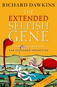 Cover for The Extended Selfish Gene