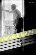 Cover for Portraits from Life - 9780198789369