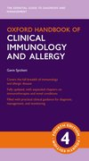 Cover for Oxford Handbook of Clinical Immunology and Allergy