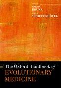 Cover for Oxford Handbook of Evolutionary Medicine