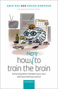 Cover for How (not) to train the brain - 9780198789673