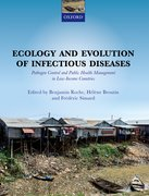 Cover for Ecology and Evolution of Infectious Diseases