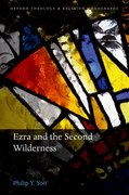 Cover for Ezra and the Second Wilderness