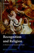 Cover for Recognition and Religion