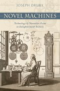 Cover for Novel Machines - 9780198792383
