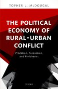 Cover for The Political Economy of Rural-Urban Conflict