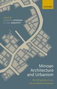 Cover for Minoan Architecture and Urbanism