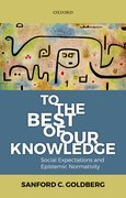 Cover for To the Best of Our Knowledge