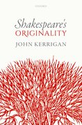 Cover for Shakespeare's Originality - 9780198793755