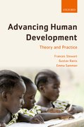 Cover for Advancing Human Development