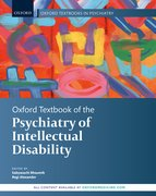 Cover for Oxford Textbook of the Psychiatry of Intellectual Disability